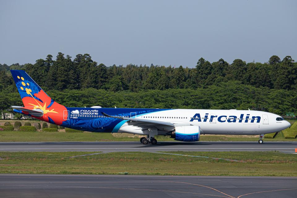 SGR RT 改さんのエアカラン Airbus A330-900 (F-ONEO) 航空フォト