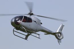 KAZFLYERさんが、東京ヘリポートで撮影した日本個人所有 EC120B Colibriの航空フォト(飛行機 写真・画像)