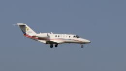 raichanさんが、成田国際空港で撮影したフジビジネスジェット 525A Citation CJ2+の航空フォト(飛行機 写真・画像)
