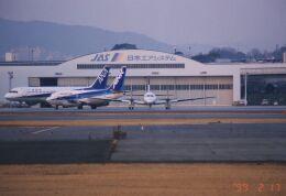 ykkys11さんが、伊丹空港で撮影した国土交通省 航空局 YS-11-115の航空フォト(飛行機 写真・画像)