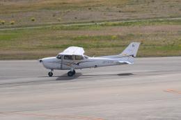 md11jbirdさんが、神戸空港で撮影した学校法人ヒラタ学園 航空事業本部 172S Skyhawk SPの航空フォト(飛行機 写真・画像)