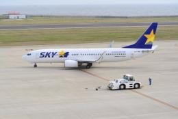 md11jbirdさんが、神戸空港で撮影したスカイマーク 737-82Yの航空フォト(飛行機 写真・画像)