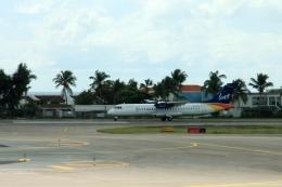 Hiro-hiroさんが、プリンセス・ジュリアナ国際空港で撮影したリアット ATR 72-600の航空フォト(飛行機 写真・画像)