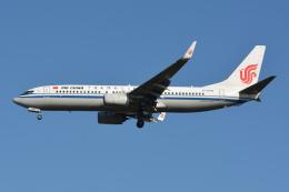 Deepさんが、成田国際空港で撮影した中国国際航空 737-89Lの航空フォト(飛行機 写真・画像)