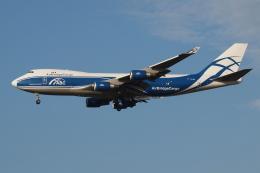 Deepさんが、成田国際空港で撮影したエアブリッジ・カーゴ・エアラインズ 747-46NF/ER/SCDの航空フォト(飛行機 写真・画像)