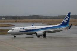 Hiro-hiroさんが、米子空港で撮影した全日空 737-881の航空フォト(飛行機 写真・画像)
