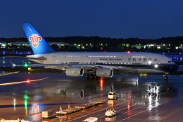 sky77さんが、成田国際空港で撮影した中国南方航空 A380-841の航空フォト(飛行機 写真・画像)