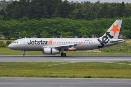 kuraykiさんが、成田国際空港で撮影したジェットスター・ジャパン A320-232の航空フォト(飛行機 写真・画像)