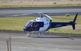 CL&CLさんが、奄美空港で撮影した日本法人所有 AS350B Ecureuilの航空フォト(飛行機 写真・画像)