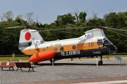 camelliaさんが、岐阜かかみがはら航空宇宙博物館で撮影した陸上自衛隊 KV-107IIA-4の航空フォト(飛行機 写真・画像)