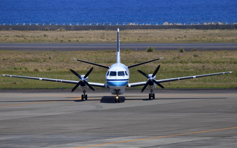 CL&CLさんの海上保安庁 Saab 340 (JA8952) 航空フォト
