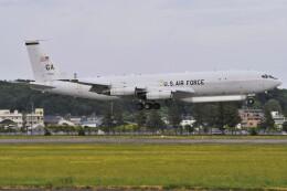 デルタおA330さんが、横田基地で撮影したアメリカ空軍 E-8C J-Stars (707-300C)の航空フォト(飛行機 写真・画像)