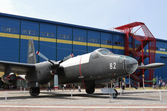 岐阜かかみがはら航空宇宙博物館で撮影された岐阜かかみがはら航空宇宙博物館の航空機写真