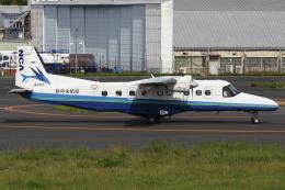 =JAかみんD=さんが、調布飛行場で撮影した新中央航空 228-212の航空フォト(飛行機 写真・画像)