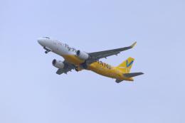 ぼのさんが、成田国際空港で撮影したピーチ A320-214の航空フォト(飛行機 写真・画像)