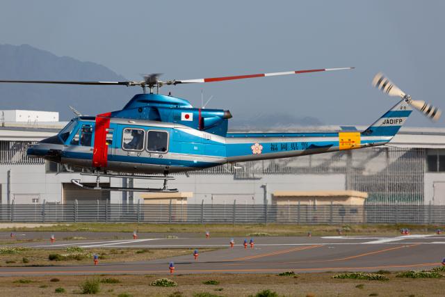 奈多ヘリポート - Nata Heliport [RJFH]で撮影された奈多ヘリポート - Nata Heliport [RJFH]の航空機写真(フォト・画像)