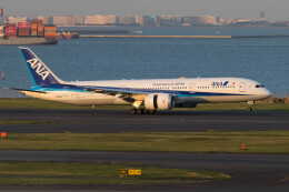 Koenig117さんが、羽田空港で撮影した全日空 787-9の航空フォト(飛行機 写真・画像)
