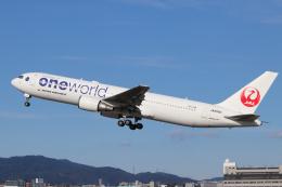 航空フォト:JA8980 日本航空 767-300