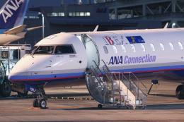 singapore346さんが、伊丹空港で撮影したアイベックスエアラインズ CL-600-2C10 Regional Jet CRJ-702ERの航空フォト(飛行機 写真・画像)