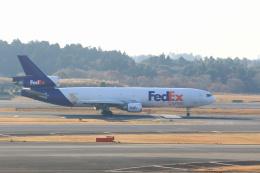 inyoさんが、成田国際空港で撮影したフェデックス・エクスプレス MD-11Fの航空フォト(飛行機 写真・画像)
