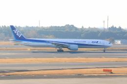 inyoさんが、成田国際空港で撮影した全日空 777-381/ERの航空フォト(飛行機 写真・画像)