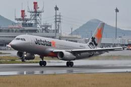 qooさんが、高松空港で撮影したジェットスター・ジャパン A320-232の航空フォト(飛行機 写真・画像)