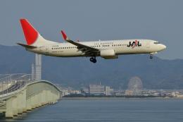 Deepさんが、関西国際空港で撮影したJALエクスプレス 737-846の航空フォト(飛行機 写真・画像)