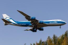 walker2000さんが、成田国際空港で撮影したエアブリッジ・カーゴ・エアラインズ 747-8HVFの航空フォト(飛行機 写真・画像)