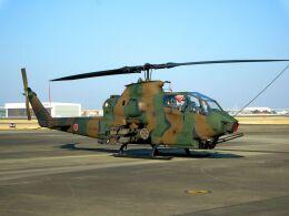 まいけるさんが、名古屋飛行場で撮影した陸上自衛隊 AH-1Sの航空フォト(飛行機 写真・画像)