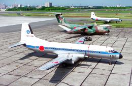 A-330さんが、入間飛行場で撮影した航空自衛隊 YS-11A-305Cの航空フォト(飛行機 写真・画像)