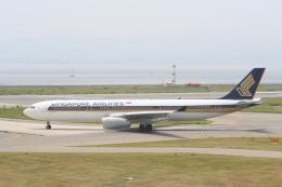 NIKEさんが、関西国際空港で撮影したシンガポール航空 A330-343Xの航空フォト(飛行機 写真・画像)