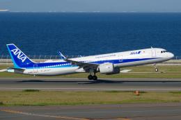 yabyanさんが、中部国際空港で撮影した全日空 A321-272Nの航空フォト(飛行機 写真・画像)