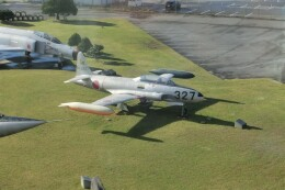 kumagorouさんが、那覇空港で撮影した航空自衛隊 T-33Aの航空フォト(飛行機 写真・画像)