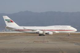 singapore346さんが、関西国際空港で撮影したドバイ・ロイヤル・エア・ウィング 747-433Mの航空フォト(飛行機 写真・画像)