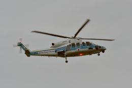 E-75さんが、函館空港で撮影した海上保安庁 S-76Dの航空フォト(飛行機 写真・画像)