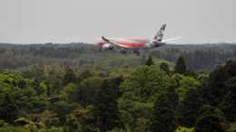 flytaka78さんが、成田国際空港で撮影したエティハド航空 787-9の航空フォト(飛行機 写真・画像)