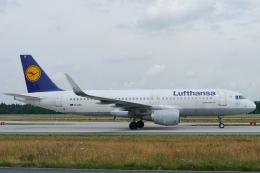 航空フォト:D-AIUI ルフトハンザドイツ航空 A320