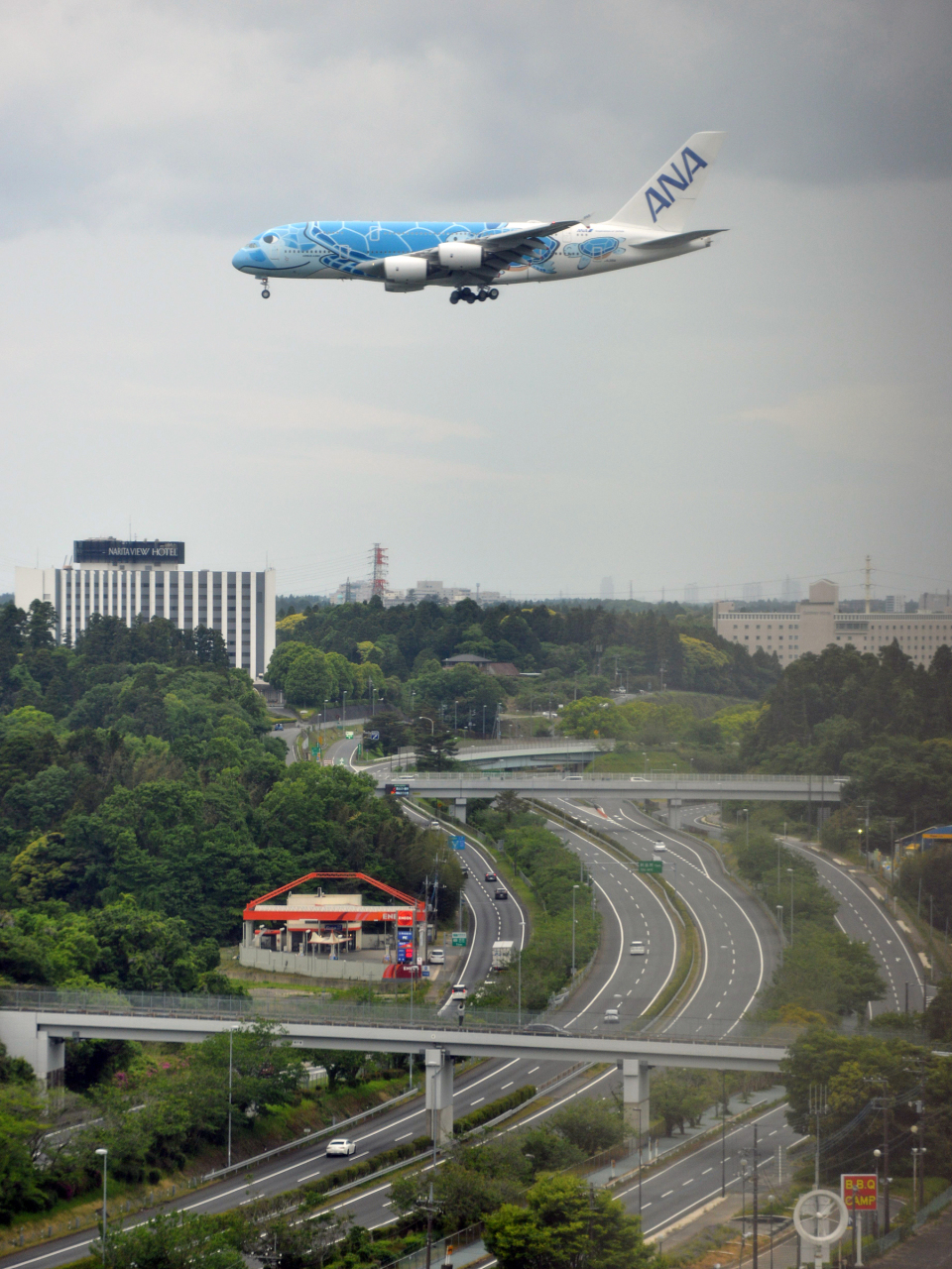 flytaka78さんの全日空 Airbus A380 (JA381A) 航空フォト