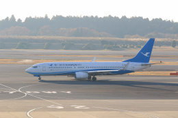 inyoさんが、成田国際空港で撮影した厦門航空 737-85Cの航空フォト(飛行機 写真・画像)