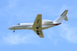 ITM58さんが、小松空港で撮影した国土交通省 航空局 525C Citation CJ4の航空フォト(飛行機 写真・画像)