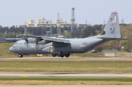 norimotoさんが、三沢飛行場で撮影したアメリカ空軍 C-130J-30 Herculesの航空フォト(飛行機 写真・画像)