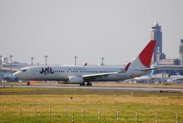 LEGACY-747さんが、成田国際空港で撮影したJALエクスプレス 737-846の航空フォト(飛行機 写真・画像)