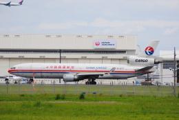 LEGACY-747さんが、成田国際空港で撮影した中国貨運航空 MD-11Fの航空フォト(飛行機 写真・画像)