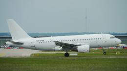 singapore346さんが、シュトゥットガルト空港で撮影したオリンパス・エアウェイズ A319-112の航空フォト(飛行機 写真・画像)