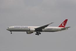 LEGACY-747さんが、成田国際空港で撮影したターキッシュ・エアラインズ 777-3F2/ERの航空フォト(飛行機 写真・画像)