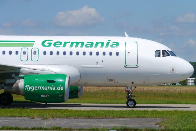 フリードリヒスハーフェン空港 - Friedrichshafen Airport [FDH/EDNY]で撮影されたフリードリヒスハーフェン空港 - Friedrichshafen Airport [FDH/EDNY]の航空機写真