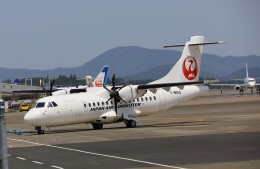 EosR2さんが、鹿児島空港で撮影したATR ATR-42-600の航空フォト(飛行機 写真・画像)