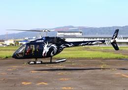 LOTUSさんが、八尾空港で撮影したセコインターナショナル 505 Jet Ranger Xの航空フォト(飛行機 写真・画像)