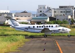 LOTUSさんが、八尾空港で撮影したITCアエロリーシング B300の航空フォト(飛行機 写真・画像)