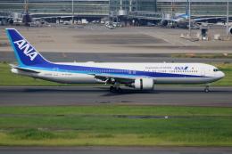 ▲®さんが、羽田空港で撮影した全日空 767-381/ERの航空フォト(飛行機 写真・画像)